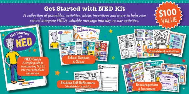 Get Start with NED Kit